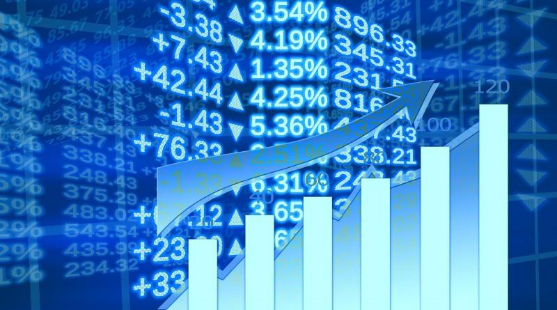 Notowania spółek na giełdzie